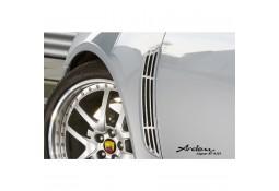Rajouts pour ailes avants ARDEN pour Jaguar XF (2010-)