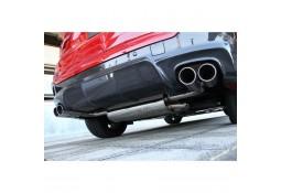 Diffuseur arrière en Carbone 3DDesign pour Bmw X4 Pack M (F26)