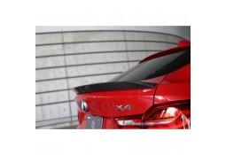 Becquet de coffre en Carbone 3DDesign pour Bmw X4 Pack M (F26)