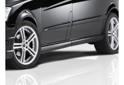 2 Bas de caisse PIECHA pour Mercedes Classe V Viano / Vito W639 Extra Long 3430mm