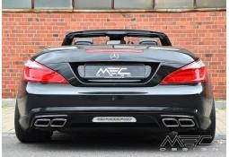 Echappement sport MEC DESIGN pour Mercedes SL63 AMG R231 (2012-)