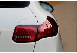 Paupières de feux arrières TECHART pour Porsche Cayenne 958 (2011-2015)