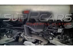 """Echappement sport """"Active Sound System """" pour Porsche Panamera Diesel"""