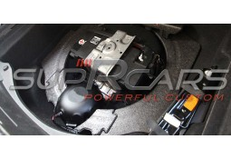 """Echappement sport """"Active Sound System """" pour Bmw X5 Diesel (E70)"""