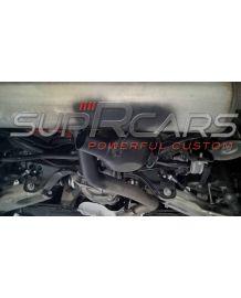 """Echappement sport """"Active Sound System """" pour Mercedes Classe C diesel Berline/Coupé/Break (W/C/S204)"""
