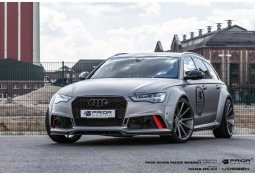 Kit carrosserie Prior Design PD600R WideBody pour Audi A6 Avant / RS6 (C7)