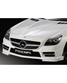 Spoiler avant GT-R Wings PIECHA pour Mercedes SLK R172 Pack AMG et 55 AMG