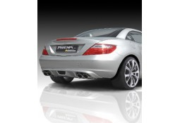 Diffuseur arrière PIECHA pour Mercedes SLK R172 sans Pack AMG