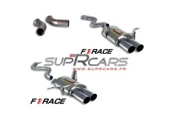 Echappement Sport F1 RACE Supersprint pour Bmw M3 E92/E93 4,0 V8 + GTS (2007-2013)