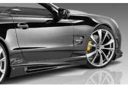 Bas de caisse Avalange RS PIECHA pour Mercedes SL R230 (2001-03/2008)