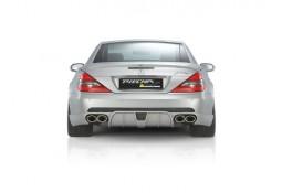 Diffuseur arrière Avalange RS PIECHA pour Mercedes SL R230 (2001-03/2012)