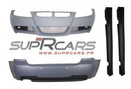 Kit carrosserie look Pack M pour Bmw Série 3 E90 (2005-2008)