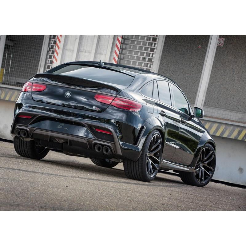 Kit carrosserie mercedes gle coup lumma design en exclusivit chez suprcars revendeur officiel - Kit carrosserie c4 coupe ...
