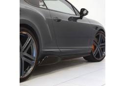 Extensions de bas de caisse en carbone STARTECH pour Bentley Continental GTC (2015-)