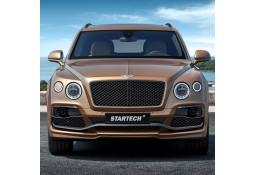 Pare-chocs avant avec carbone STARTECH pour Bentley Bentayga (2016-)
