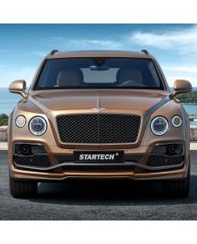 Kit Carrosserie Carbone STARTECH WideBody pour Bentley Bentayga (2016-)