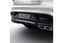 Diffuseur arrière + embouts échappements GLE Coupé 63 S AMG pour Mercedes GLE Coupé C292 Pack AMG