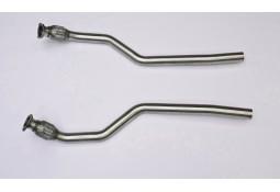 Downpipes inox IPE Milltek pour Audi S5 4,2 FSI V8 (Coupé)