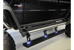 Marche pied électrique + Silencieux BRABUS Mercedes Classe G 63 6x6 / G 500 4x4 Version Longue (W463)