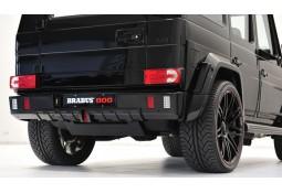 Protection de Pare-chocs arrière BRABUS pour Mercedes Classe G (W463) (2012-)