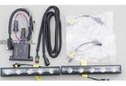 Feux de jour LED Noirs BRABUS pour Mercedes Classe G (W463) (2013-)