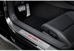 Seuils de portes aluminium lumineux BRABUS pour Mercedes GLC X253