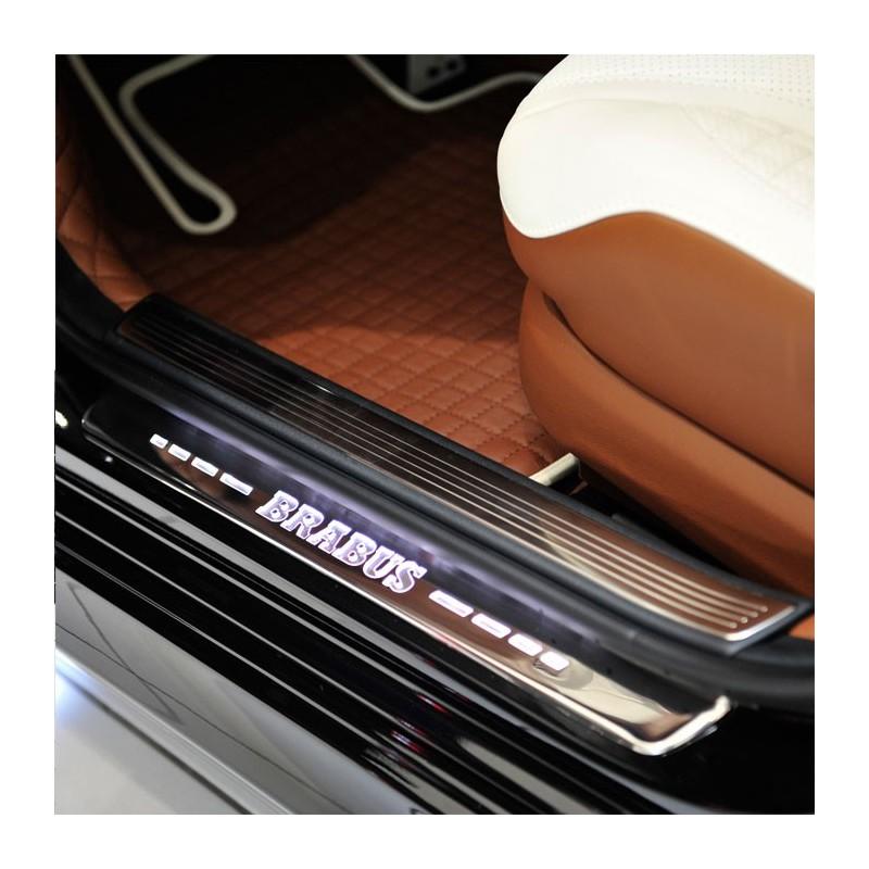Brabus Emblème Capot pour Mercedes-Benz w222 x222 v222 Classe-S