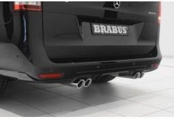 Diffuseur arrière BRABUS pour Mercedes Classe V (W447)