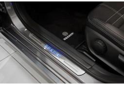 Seuils de portes aluminium lumineux BRABUS pour Mercedes Classe A W176