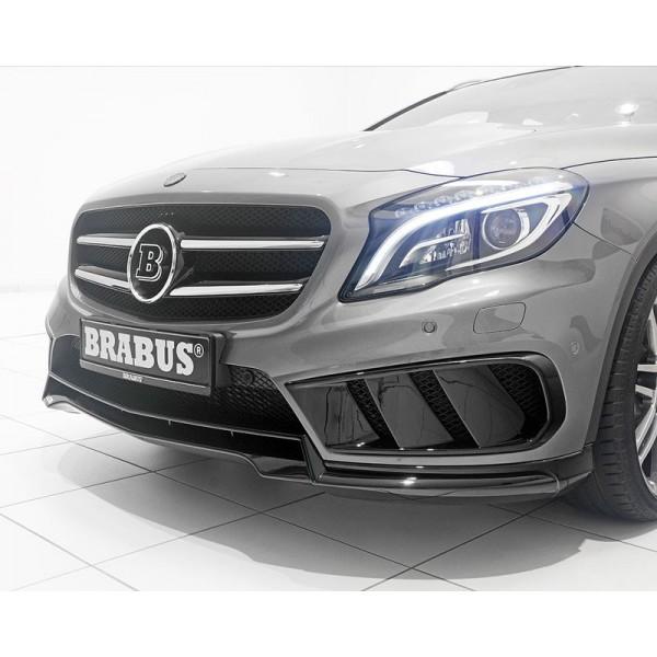 Spoiler avant BRABUS pour Mercedes GLA Pack AMG & 45 AMG (X156)(-12/2016)