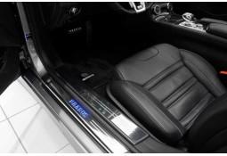 Seuils de portes aluminium lumineux BRABUS pour Mercedes SL R231