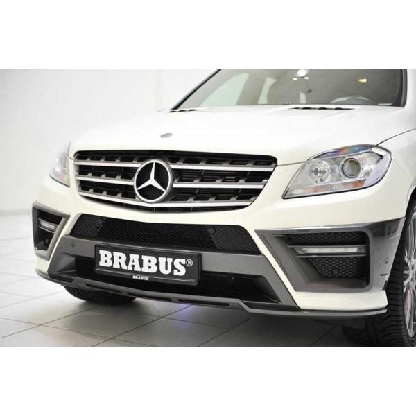 Spoiler avant BRABUS On-Road pour Mercedes ML (W166) Pack AMG