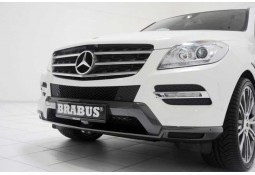 Spoiler avant BRABUS On-Road pour Mercedes ML (W166) sans Pack AMG
