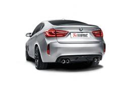 Diffuseur arrière Carbone AKRAPOVIC pour BMW X5 M F85