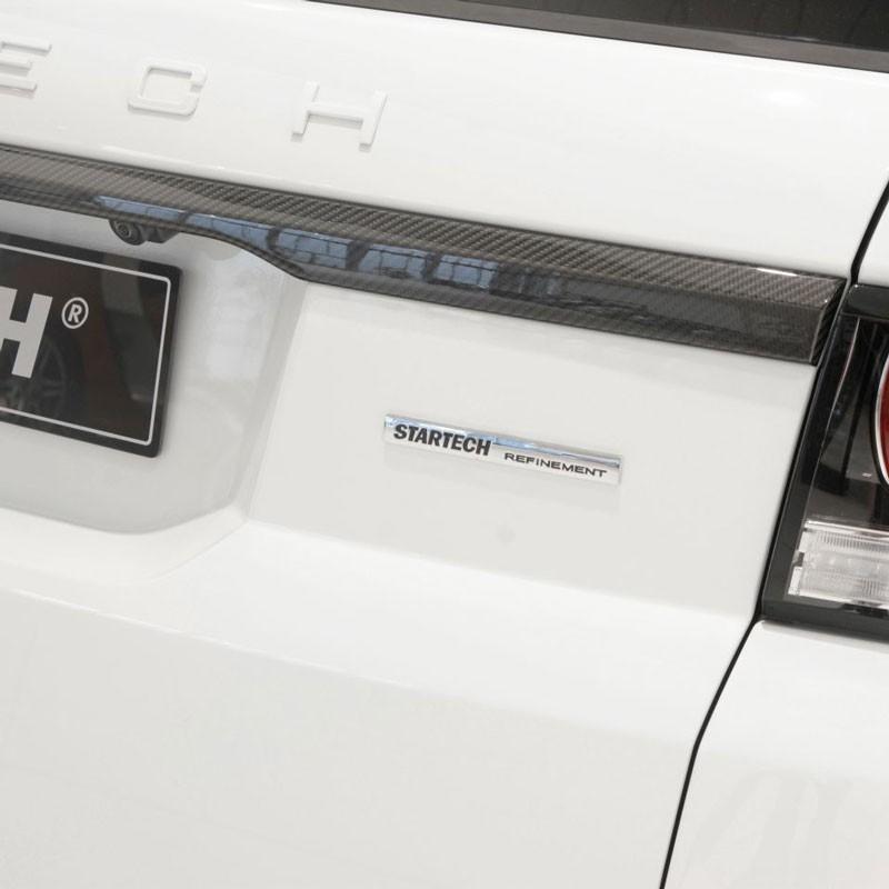Logo de coffre STARTECH pour Range Rover (2013-)