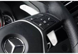 Palettes au volant Aluminium BRABUS pour Mercedes Classe G 63 65 AMG W463