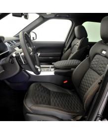 """Intérieur en cuir """"sur mesure"""" STARTECH pour Range Rover Sport (2014-)"""