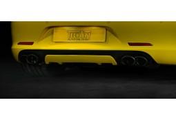 Diffuseur arrière TECHART Porsche 991.2 (2017-)