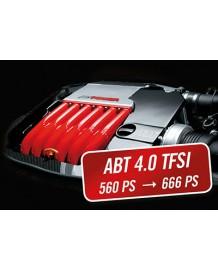 Boitier Additionnel ABT Power pour Audi RS6 4,0 TFSI  560Ch (4GO5)