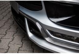 Extension de pare-chocs avant Carbone TECHART Porsche Macan Turbo (2014-)