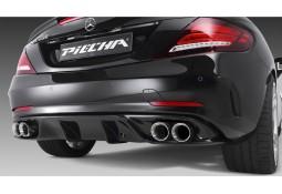 Diffuseur arrière PIECHA pour Mercedes SLC Pack AMG (R173)(2016-)