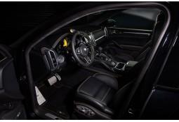 Tapis en velours TECHART Porsche Cayenne (2015-)