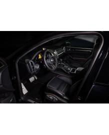 Repose-pied Aluminium TECHART Porsche Cayenne (2015-)