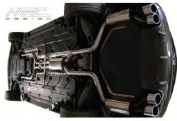 Echappement sport MEC DESIGN Mercedes Classe C 63 AMG (W/S/C204)