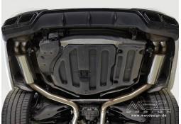 Echappement MEC DESIGN Mercedes Classe E 63 AMG (W212) -Ligne Cat-Back