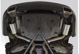 Echappement sport MEC DESIGN Mercedes Classe E 500 Coupé / Cabriolet (C207)