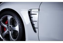 Lames de finition pour prises d'air TECHART pour Porsche Panamera (2009-)