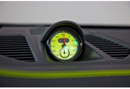 Fonds de compteurs Sport Chrono TECHART Porsche Panamera (2009-)
