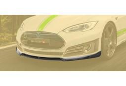 Spoiler avant carbone MANSORY pour Tesla Model S, SupRcars® Distributeur Officiel MANSORY en France