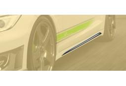 Extensions de bas de caisse carbone MANSORY pour Tesla Model S
